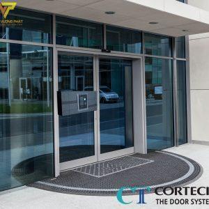 Cửa tự động CORTECH CT803E Hàn Quốc