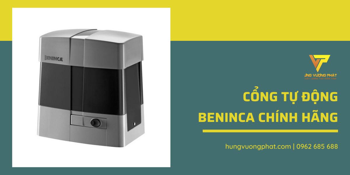 Motor Cổng tự động Beninca