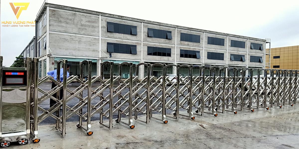 Dự án Công ty Phương Linh Khu CN Quang Minh