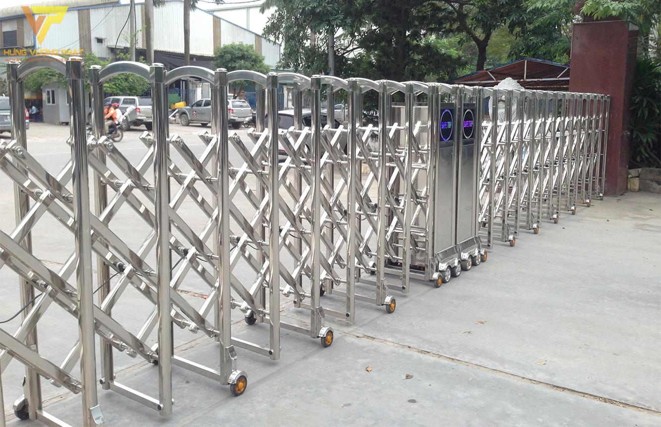 Hình ảnh chiếc cổng tự động