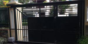 Dự án cổng nhà chị Thu Ciputra