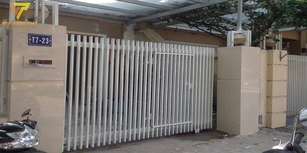 Dự án cổng nhà chị Hà T7 Ciputra