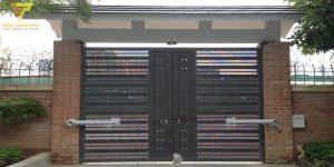 Dự án cổng trường Lương Thế Vinh