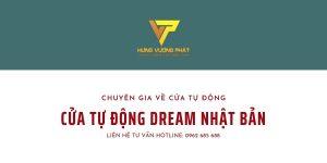 Cửa tự động dream
