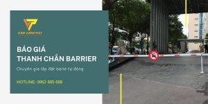 thanh chắn barrier