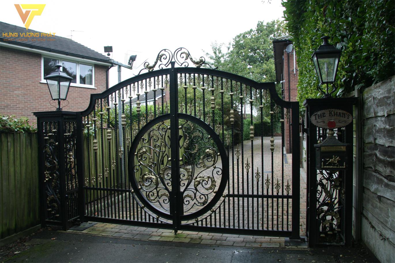 Ảnh cánh cổng