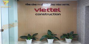 Tổng công ty CP công trình Viettell