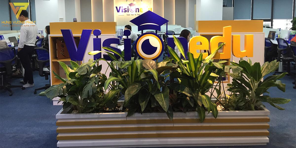 Lắp cửa lùa kính trượt tự động cho Trường học Vitsit Edu
