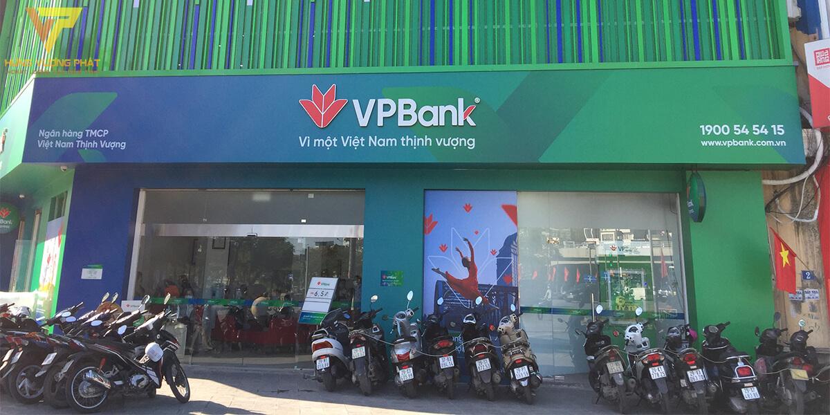 Lắp đặt cửa kính mắt thần tự động cho Ngân hàng VPBank số 2 Nguyễn Khánh Toàn